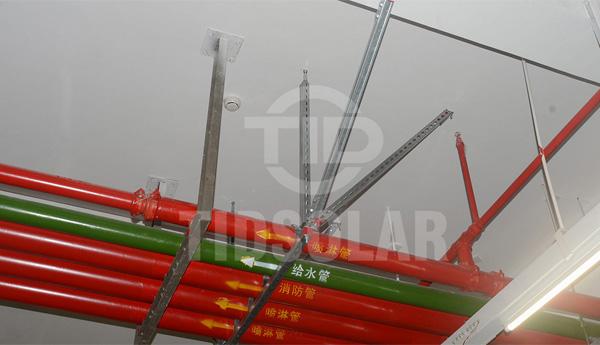 钢结构消防管支架